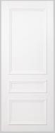 Межкомнатные двери Вероника 05 Ясень белоснежный